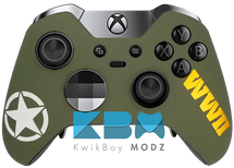 WWII Xbox One Elite Controller