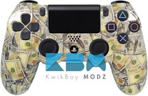 Custom Money PS4 Controller