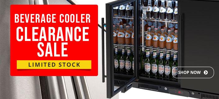 Beverage Cooler Sale