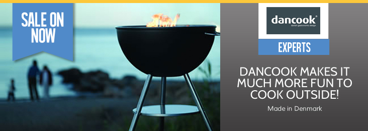 Dancook BBQ Grills Header Banner