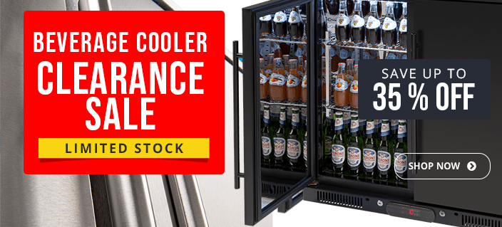 Beverage Cooler Sale