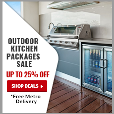 BBQ STORE Outdoor Kitchen packages SALE
