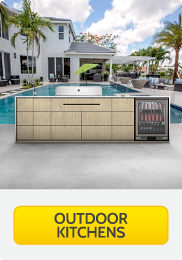 Outdoor BBQ Package Kitchens