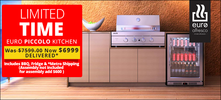 Outdoor Kitchen Sale
