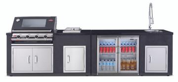 Beefeater Artisan 3000E Linear Outdoor Kitchen 79900 79950