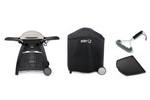 WEBER Q FAMILY LPG PACKAGE 56060124 LP