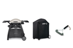 WEBER Q2000 PACKAGE DEAL LPG