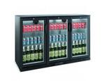 Bromic - BB0330GD Back Bar Glass Door Chiller 330L - LED Lighting