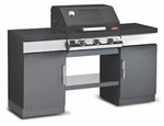 BEEFEATER  DISCOVERY 1100e BD79532 Outdoor Kitchen 3 Burner