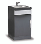 BEEFEATER DISCOVERY 1100E- BD77012 Powder Coated Cabinet with Sink