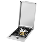 BEEFEATER Signature ProLine䋢 stainless steel built-in QuadBurner䋢 SIDE BURNER - BSW316SA (LIMITED STOCK)