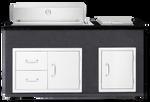 Beefeater Artisan ODK w/Signature Proline 6 Bnr Built-In  w/Hood -