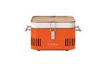 Everdure Cube Charcoal Portable BBQ -HBCUBEO (Orange)