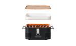 Everdure Cube Charcoal Portable BBQ -HBCUBEG (Graphite)