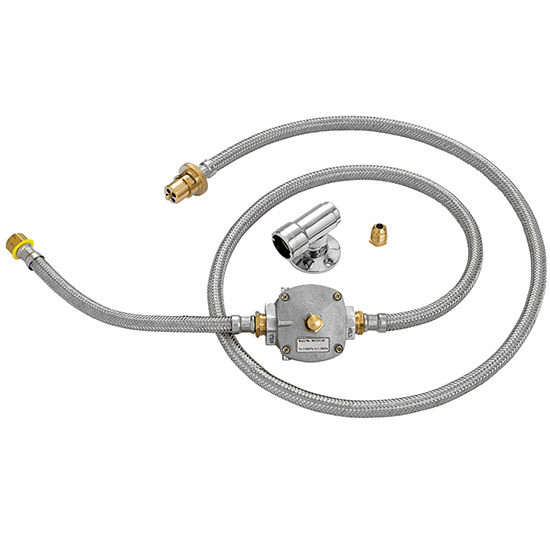 Gasmate Natural Gas Hose and Regulator - NGC30 - The BBQ Store