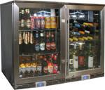 RHINO Outdoor Alfresco GSP Matching Beer And Wine Fridges GSP1H-840-BW