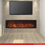 Modern Flames 1.5m Landscape Fireplace