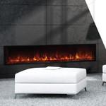 Modern Flames 2.5m Landscape Fireplace