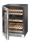 ILVE DUAL ZONE SINGLE DOOR WINE CELLAR - ILWD37XL (Left Hinge)