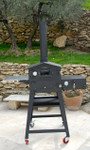Vulcano 2 Versatile outdoor pizza oven