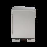 Euro 138L Single Solid Door Beverage Cooler - EA60SDSXR (FLOOR STOCK - PICKUP ONLY)