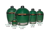 Big Green Egg - Which Egg is right for you ?