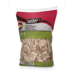 Weber Apple Wood Chips -192 cu. in. (0.003 må_)