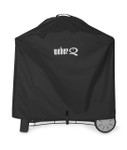Weber Family Q/Patio Cart Premium Cover