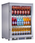 Outdoor Rhino ENVY 316 Marine Grade Stainless Steel Bar Fridge