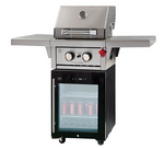 Gasmate BFM 2 Burner BBQ and Fridge LPG