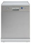 Euro 14 Place Dishwasher with concealed element and safety stop valve - EDS14PXS
