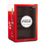 Husky 118L Coca-Cola Glass Door Bar Fridge