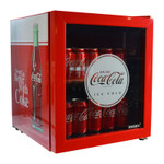 Husky 46L Coca-Cola Glass Door Bar Fridge