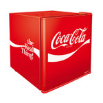 Husky 46L Coca-Cola Solid Door Bar Fridge