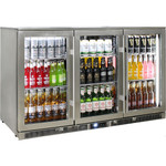 Outdoor Rhino ENVY 3 Door Bar Fridge