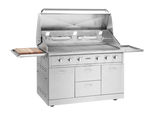 """Capital 52"""" Freestanding  BBQ with Solid Flat Plate ACG52RFS1L"""