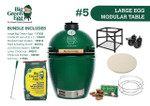 Big Green Egg Bundle Large Egg With Modular Table