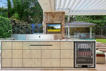 Artusi BBQ 316SS + Outdoor Kitchen Series