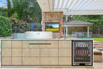 Artusi BBQ 316SS/304SS Hood + Outdoor Kitchen Series
