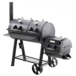 Texas Pro-Pit Offset Smoker - HK0527 front