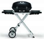 NAPOLEON Travel Q PRO 285 BBQ with Portable Scissor Legs  Cart - PRO285-X-AU-bk