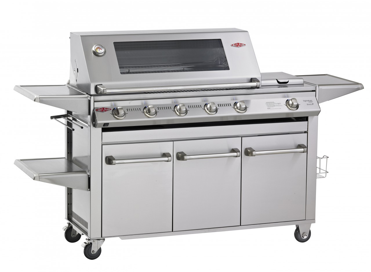 Home & Garden Beefeater Signature Series Bbq 5-burner Built-in Gas Grill Barbecues, Grills & Smokers