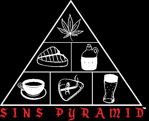Sins Pyramid Logo