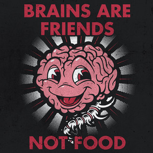 Brains Are Friends - front