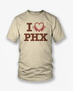 I (Scorpion) PHX Unisex t-shirt