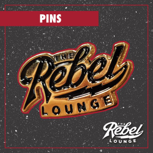 The Rebel Lounge Enamel Pin