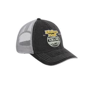 Edinboro Hotel Logo Trucker Hat