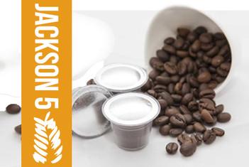 Adore Jackson 5 Nespressoå¨ compatible capsules.