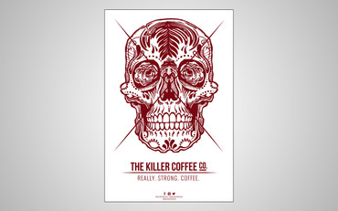 Killer Coffee Poster