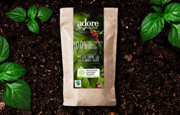 Adore 100% Organic Blend
